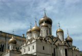 Moscow, Kremlin, Cathedral of the Annunciation