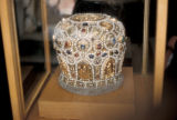 Moscow, jeweled crown for head of Russian Orthodox church