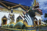 George Town, Temple of the Reclining Buddha (Wat Chayamangkalaram)