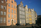 Gdansk, restored buildings
