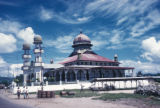 Ambon, view of mosque