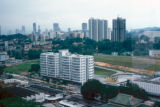 Jakarta, panoramic view of city