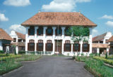 Jakarta, former colonial Dutch mansion