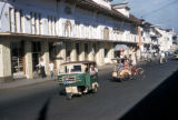 Bandung, bajaj and becak, Indonesian modes of transportation