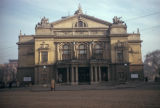 Plzen, J.K. Tyl Theater housing opera and ballet
