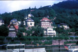 Heidelberg, bank of Neckar River