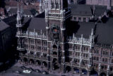 Munich, view of New City Hall (Neues Rathaus)