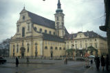 Brno, Church of St. Thomas