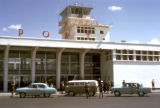 Kabul, Kabul Airport control tower and terminal