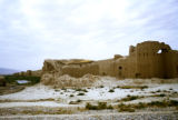 Balkh, ancient city walls