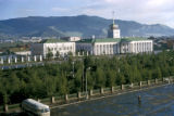 Ulan Bator, view of city