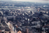 Brussels, panoramic view of city