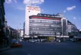 Zurich, Jelmoli Department Store