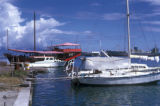 Papeete, harbor