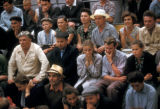Alma-Ata, spectators at soccer match