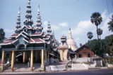 Rangoon, Shwedagon Pagoda