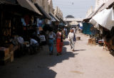 Mandalay, outdoor market scene