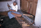 Moulmein, harp maker