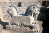 Persepolis, column capital in animal shape