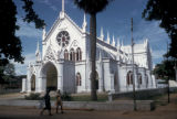 Lagos, church