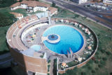 Kampala, Apollo Hotel swimming pool