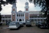 Lagos, government building
