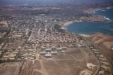 Dakar, view of Dakar and its coastline