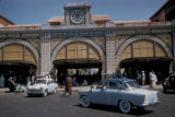 Dakar, railroad station for route to Niger