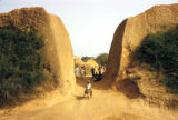 Kano, city wall
