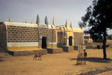 Kano, residence in traditional Nigerian style