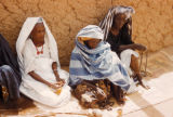 Kano, group of women in street