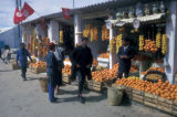 Tunis, outdoor fruit market