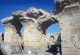 Carthage, arches in ancient ruins
