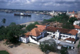 Dar es Salaam, view of harbor