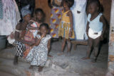 Dakar, group of children