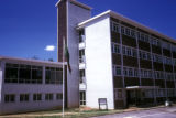 Lusaka, apartment building