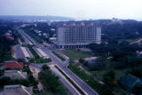 Kinshasa, panoramic view