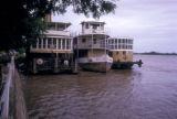 Sudan, Nile River steamboats in Khartoum