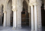Kairouan, ancient Roman columns