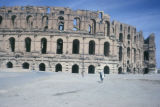 El Jemm, Roman colosseum and ancient ruins