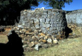 Great Zimbabwe, stone walls