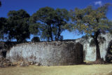 Zimbabwe, temple wall of Great Zimbabwe