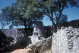 Great Zimbabwe,  stone tower