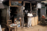 Accra, bookshop and licensed letter writer