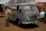Accra, van of musical group