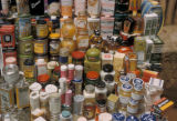 Accra, array of cosmetic and hair products