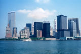 New York, Manhattan, World Trade Center and Lower Manhattan