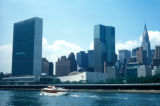 New York, Manhattan, UN Buildings
