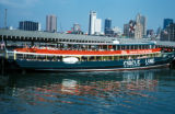 New York, Manhattan, Circle Line sightseeing cruise boat