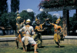 Bangkok, ceremonial dancers